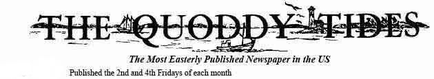 the quoddy tides logo
